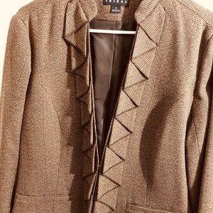 COPY - 🌺Tribal Plaid Jacket